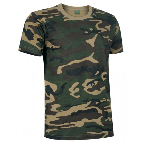 Camiseta premium VALENTO JUNGLE