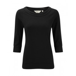 Camiseta elástica de mujer RUSSELL COLLECTION 992F ML