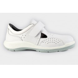 Zapatilla de seguridad TAO SAFETY Deva Blanco S1
