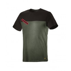 Camiseta M/Corta T-Shirt Stretch DIADORA 702.170028
