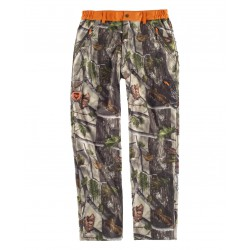 Pantalón Workshell estampados vegetales WORKTEAM S8360