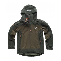 Chaqueta impermeable combinada WORKTEAM S8220