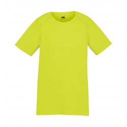 Camiseta técnica infantil FRUIT OF THE LOOM 61-013-0