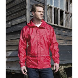 Chaqueta Pro/Caoch 2000 Impermeable RESULT R155X