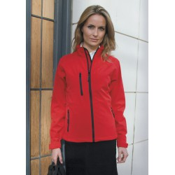 Chaqueta Softshell base layer mujer RESULT R128F
