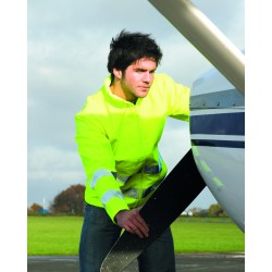 Chaqueta Softshell High-Viz RESULT R117X