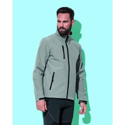 Chaqueta Softshell active hombre STEDMAN ST5230