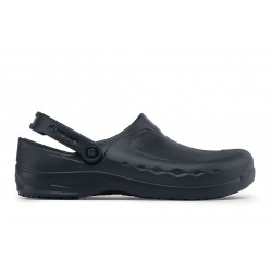 Zueco cocina negro Zinc SHOES FOR CREWS 66064