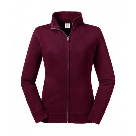 Chaqueta sudadera para mujer RUSSELL 267F Authentic