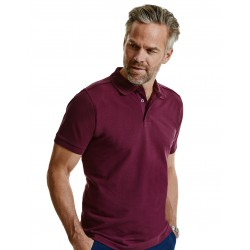 POLO ENTALLADO STRETCH HOMBRE RUSSELL 567M