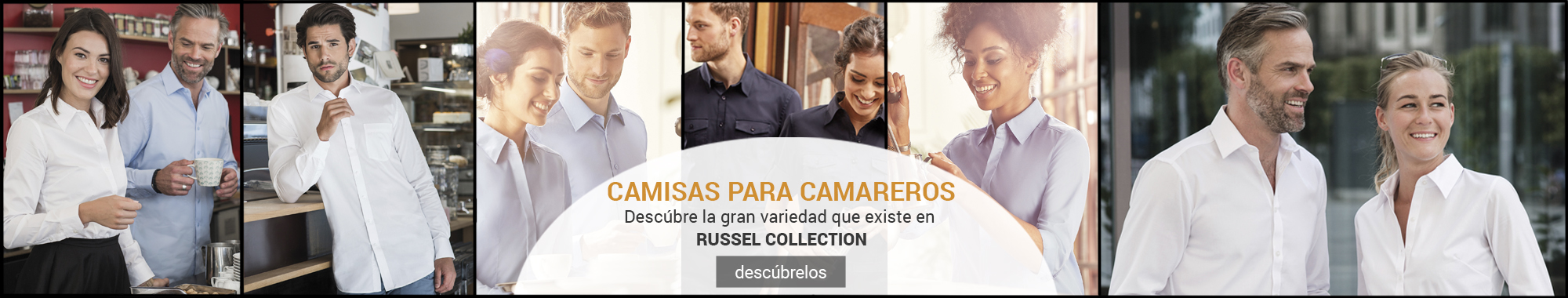 Camisas de RUSSELL COLLECTION