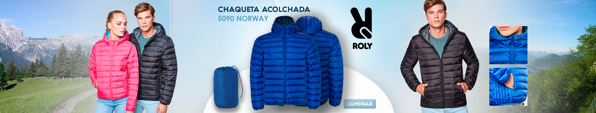Chaqueta Roly 5090 Norway
