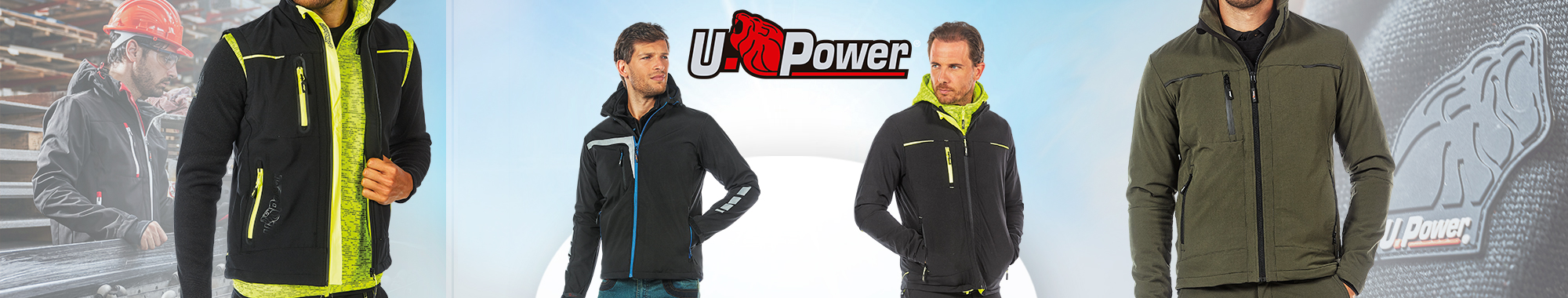Softshell U-Power