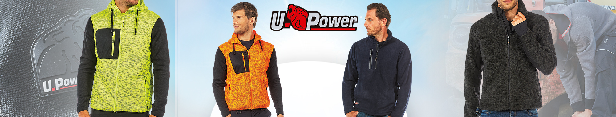 Sudaderas U-Power