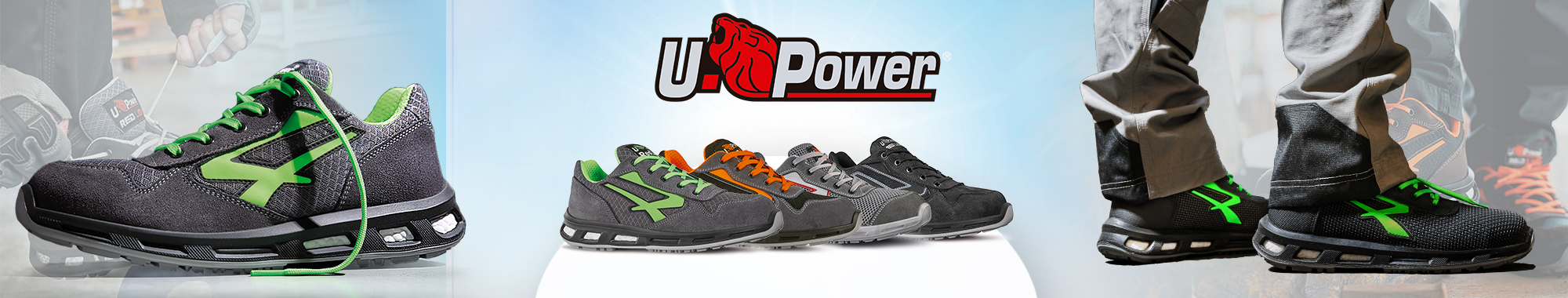 Calzado U-Power